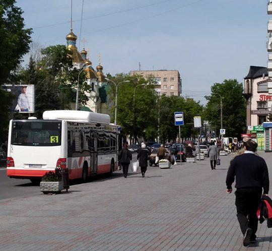 Стало відомо, як працюватиме транспорт в Рівному на День Незалежності (Відео)
